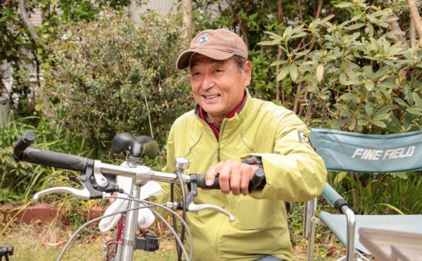 津藤登さん_ちがさきサイクルライフ研究会