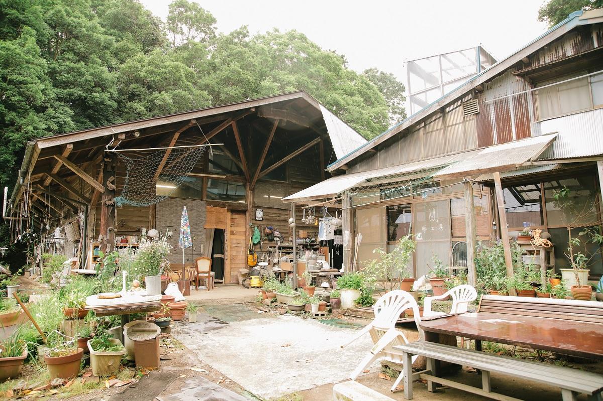 okamoto-san's house