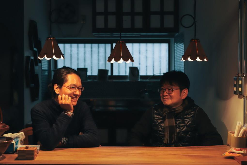 ishii-san photo at inteview
