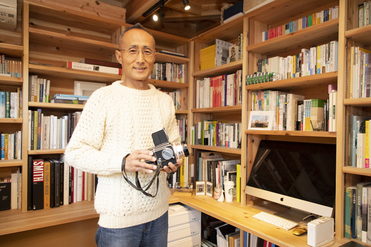 kawatei-san photo in study room