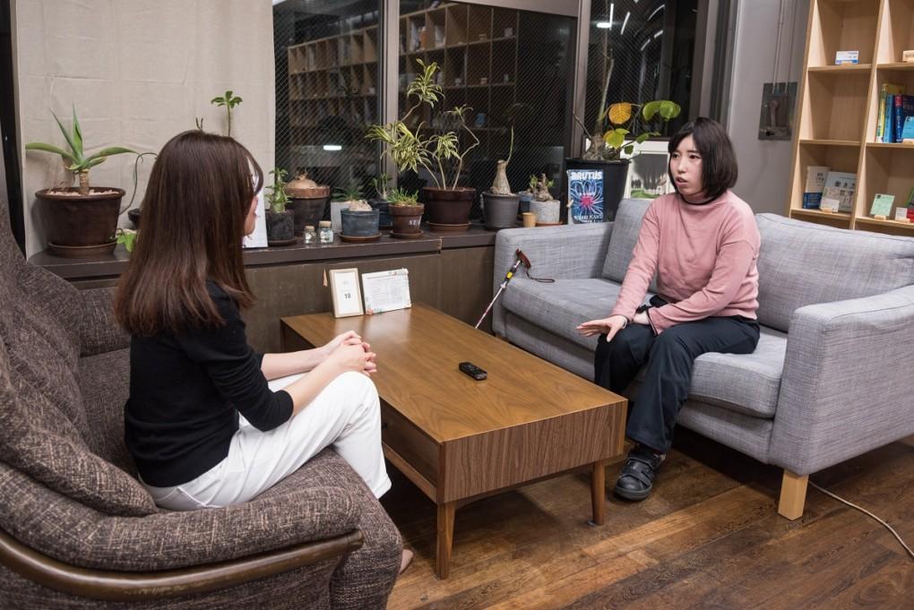 konatsu-san photo at interview 2