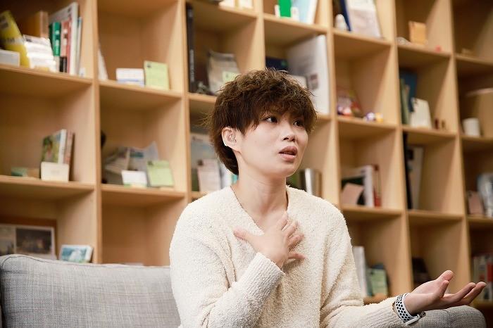 Photo of Nasu-san at ChigaLabo